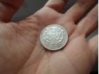 5 Escudos 1933 - Portugal - srebro