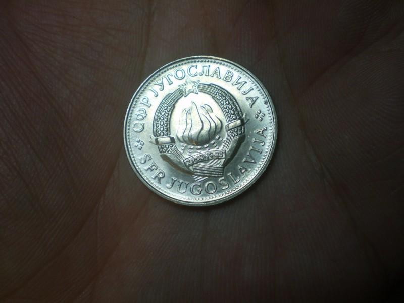 5 dinara 1978 UNC -retko