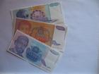 50.000 dinara 1993. i 1994. i 500 miliona 1993. (3 kom)
