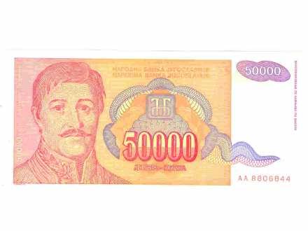 50.000.dinara,1994,SRJ,unc.