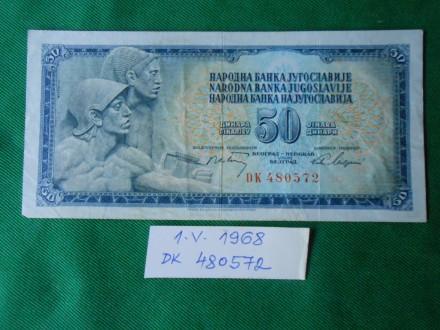 50 DINARA-BAROK-DK 480572-/NUZ-18-A/