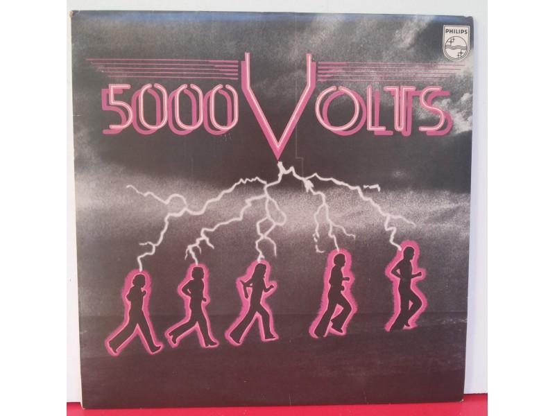 5000 VOLTS - 5000 VOLTS, LP , ALBUM