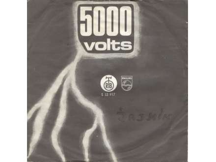 5000 Volts - I`m On Fire
