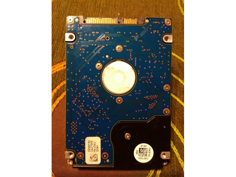 500GB 2.5` laptop HDD -  Hitachi HTS545050B9A300