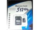 512 Gb memory card