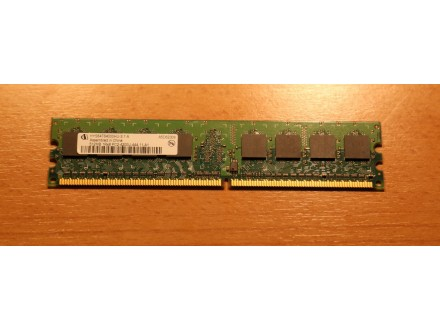 512MB DDR2 RAM