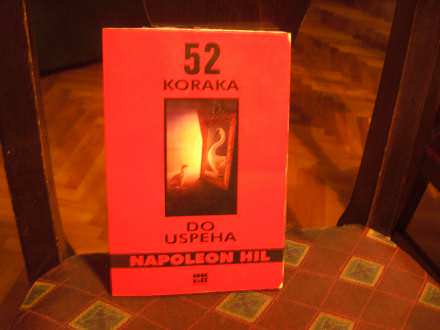 52 koraka do uspeha, Napolen Hil