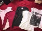 5x Zenskih majica velicina M