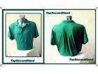 6.1.Zelena L odlična majica SecondHand SNIŽENO!!!!!!