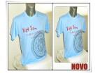 6.1.n.Atraktivna plava majica M NoVo