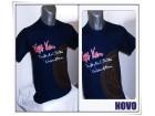 6.1.n.Atraktivna tamno plava majica S NoVo