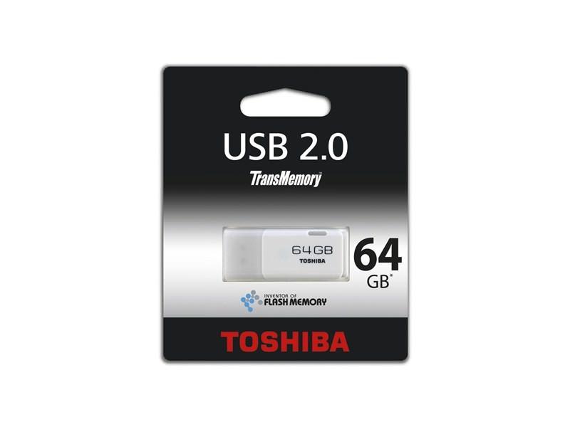 64GB Toshiba Hayabusa USB2.0 Retail