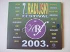 7. Radijski Festival HRF 2003. CD1