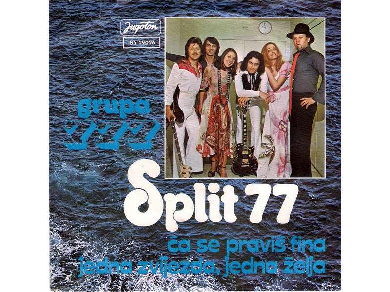 777 (4) - Ča Se Praviš Fina / Jedna Zvijezda, Jedna Želja