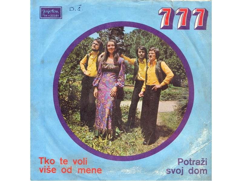 777 (4) - Tko Te Voli Više Od Mene / Potraži Svoj Dom