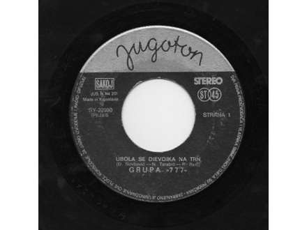 777 (4) - Ubola Se Djevojka Na Trn / Don Juan