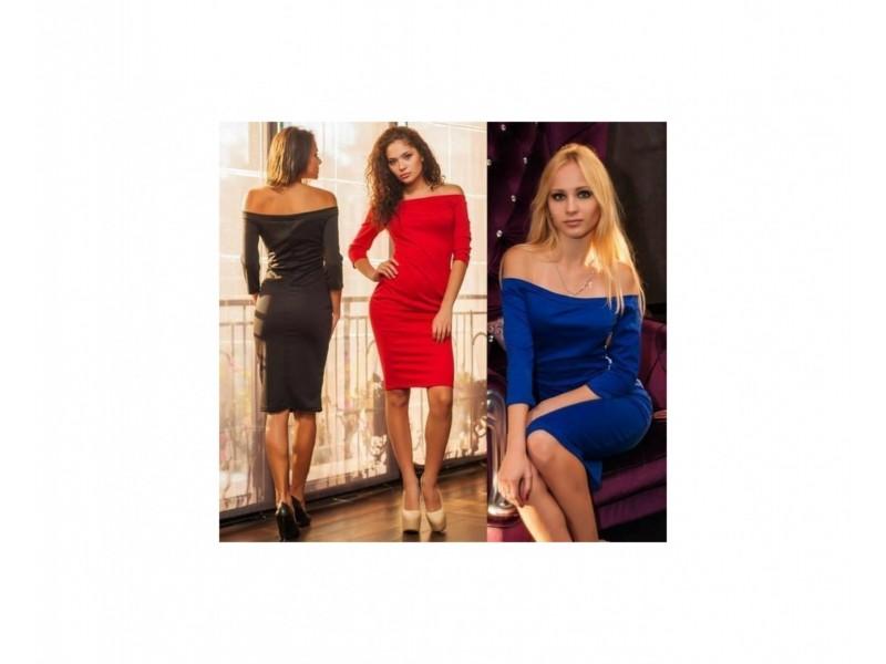 78) Haljina sa prelepim krojem u vise boja