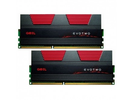 8GB (4GBx2) DDR3 2133Mhz Geil Evo Two CL10 GET38GB2133C10ADC