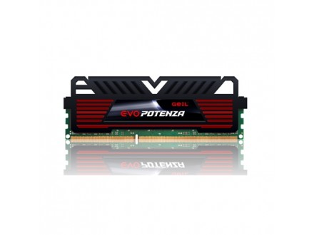 8GB DDR3 1600Mhz Geil CL10 Evo Potenza GPB38GB1600C10SC