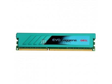 8GB DDR3 1600Mhz Geil Evo Leggera CL9 GEL38GB1600C9SC