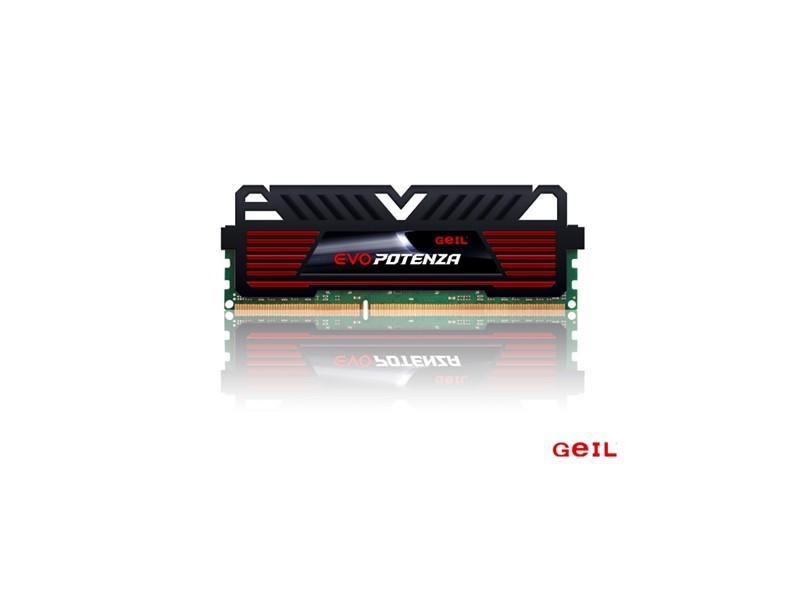 8GB DDR3 2666Mhz Geil CL11 Evo Potenza GPW38GB2666C11SC