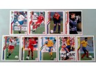 9 Upper Deck foto-karata: World Cup USA 94
