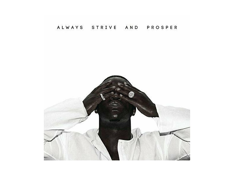 A$AP Ferg - Always Strive And Prosper [CD]