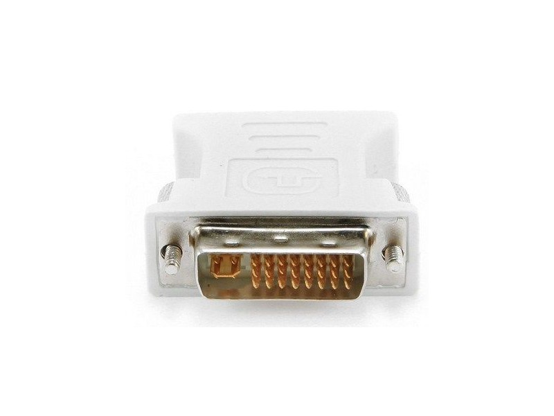 A-DVI-VGA Gembird Adapter DVI-A 24-pin male to VGA 15-pin HD (3 rows) female DVI-I