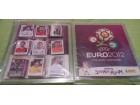 A EURO 2012 kompletan set sličica + album PANINI