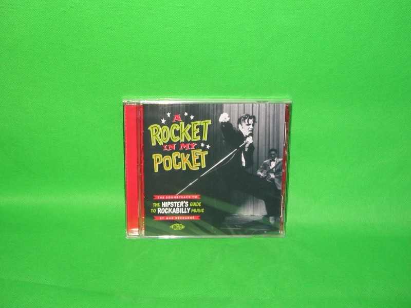 A Rocket In My Pocket: The Soundtrack To The Hipster`s