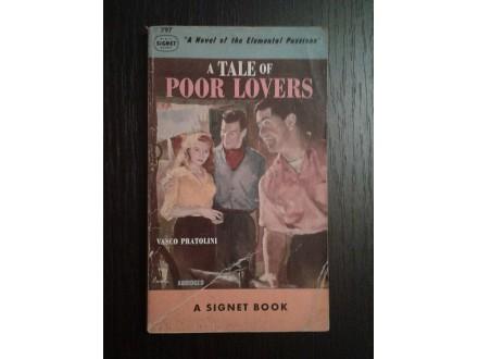 A Tale of Poor Lovers - Vasco Pratolini