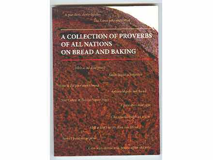 A collection of proverbs of all nations on bread and