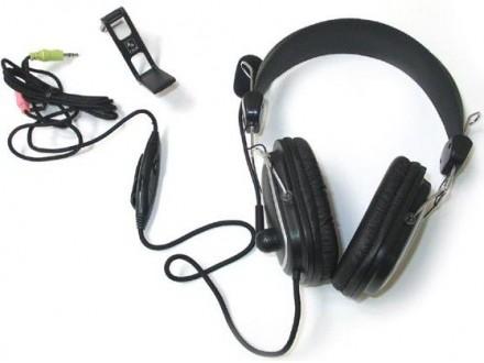 A4-HS-50 A4Tech Gejmerske slusalice sa mikrofonom