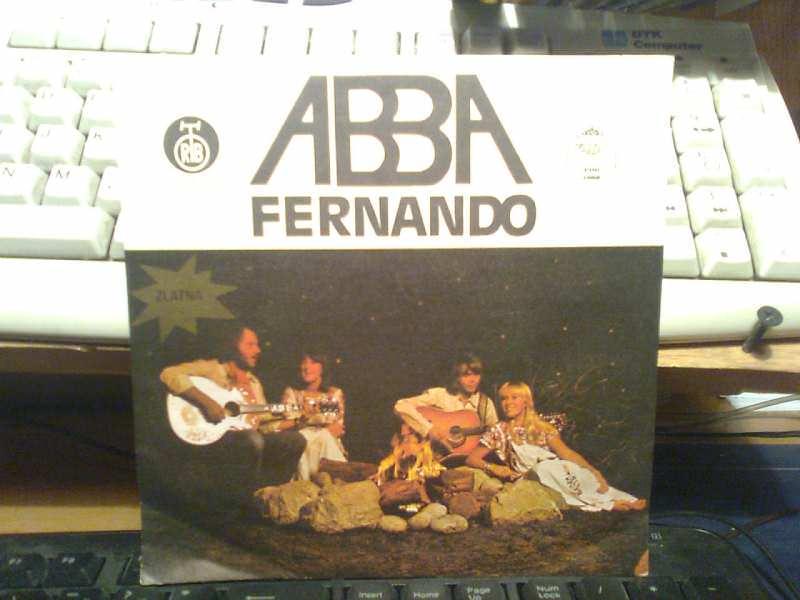 ABBA - Fernando / Tropical Loveland