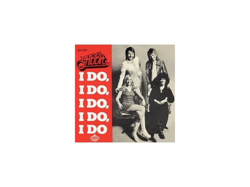 ABBA - I Do, I Do, I Do, I Do, I Do SINGL