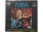 ABBA  -  Money, Money, Money  /  Crazy  World