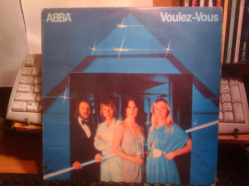 ABBA - Voulez Vouz