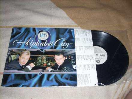 ABC - Alphabet City LP