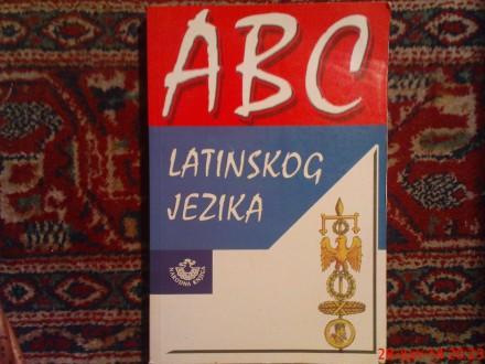ABC  LATINSKOG  JEZIKA