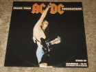 AC/DC ‎– Shake Your Foundations (LP), UK