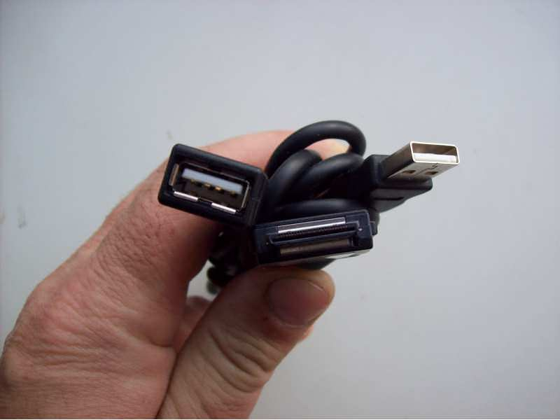 ACER N-SERIES 2004.12 COMUNICATION USB+AC POWER CABLE