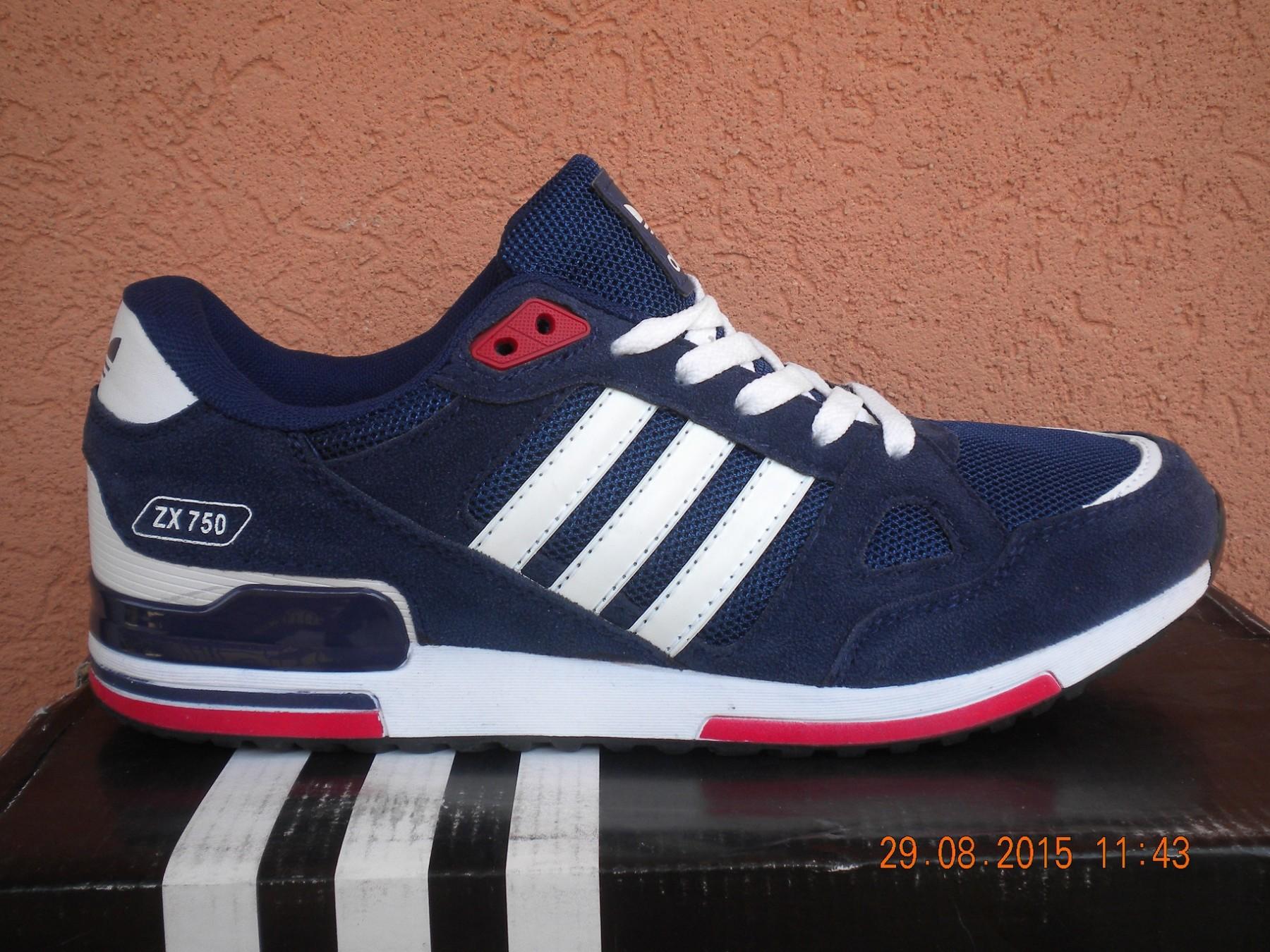 ZAGREB prodajem tenisice adidas zx 750 povoljno 600 kn zagreb slika  50424319 . ...