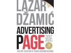 ADVERTISING PAGE - Lazar Džamić