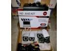 AHD Video Nadzor- DVR + 4 AHD kamere .+4X20m kabla