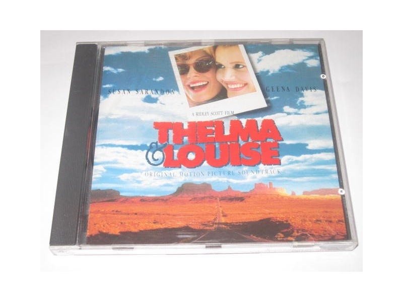 AKCIJA !!! Thelma & Louise (Original Motion Pict (CD)