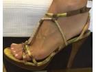 ALDO koloritne sandale sa platformom, 38