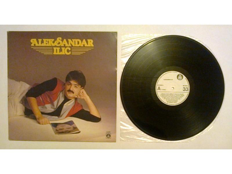 ALEKSANDAR ILIĆ - Aleksandar Ilić (LP)