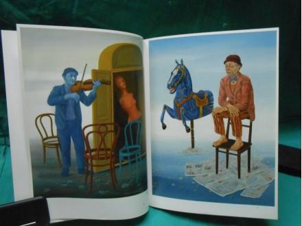 ALEKSANDAR LUKOVIĆ-LUKIJAN Vreme apsurda-slike 30 x 22c