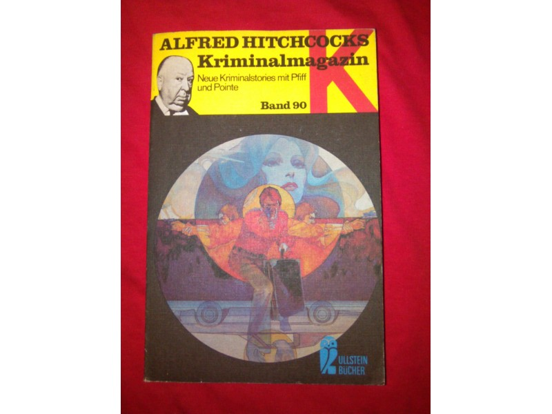 ALFRED HITCHCOCKS Kriminalmagazin band 90