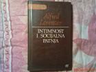 ALFRED LORENZER -  INTIMNOST I SOCIJALNA PATNJA